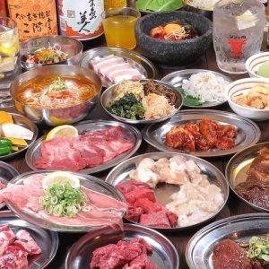 小倉にある【もつ焼専門店 焼肉居酒屋 北九州ホルモンセンター】ではほぼ全メニューが食べ放題&飲み放題で楽しめます☆