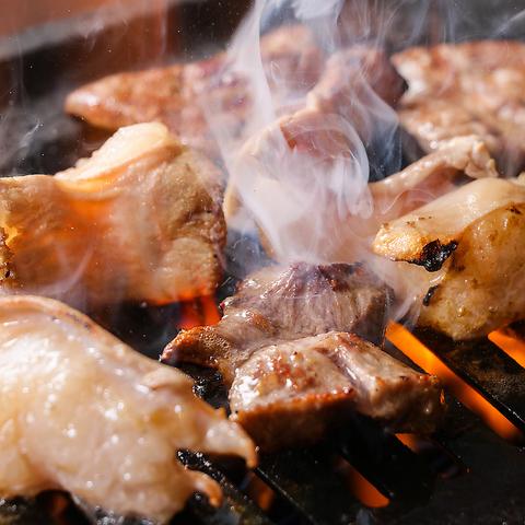 小倉にあるもつ焼き(ホルモン)が美味しい焼肉店【もつ焼専門店 焼肉居酒屋 北九州ホルモンセンター】